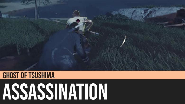 Ghost of Tsushima: Assassination