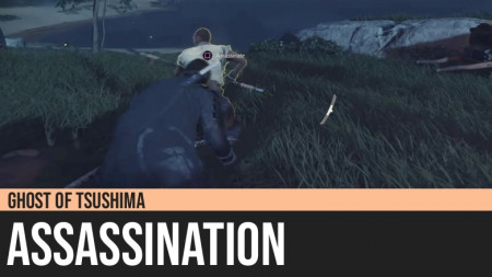 Ghost of Tsushima: Assassination