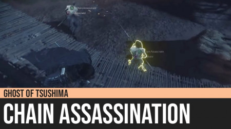 Ghost of Tsushima: Chain Assassination