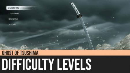 Ghost of Tsushima: Difficulty Levels