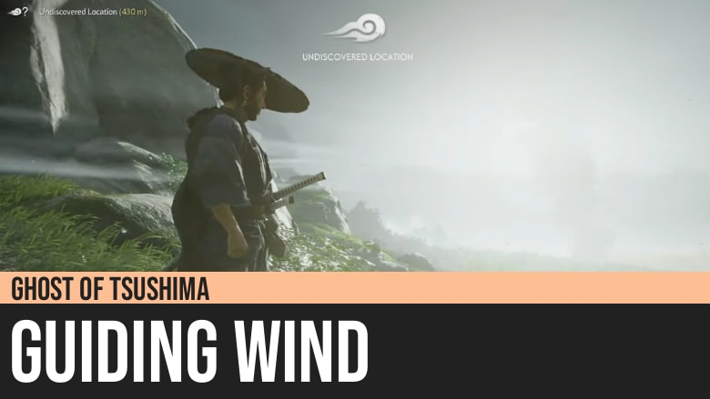 Ghost of Tsushima: Guiding Wind