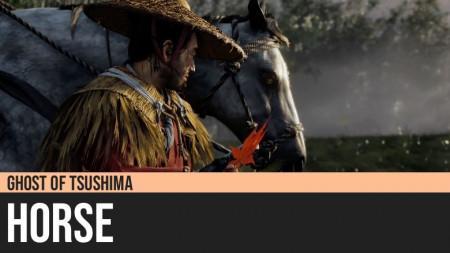 Ghost of Tsushima: Horse
