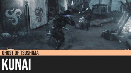 Ghost of Tsushima: Kunai