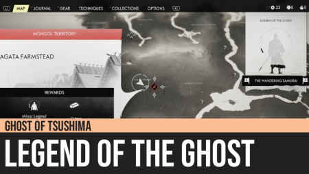 Ghost of Tsushima: Legend of the Ghost