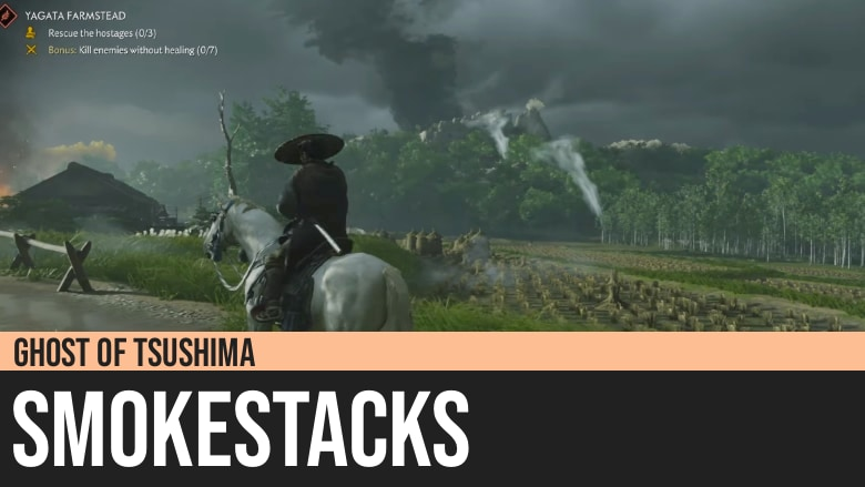 Ghost of Tsushima: Smokestacks