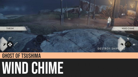 Ghost of Tsushima: Wind Chime