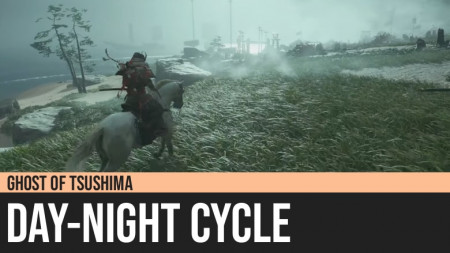 Ghost of Tsushima: Day-Night Cycle