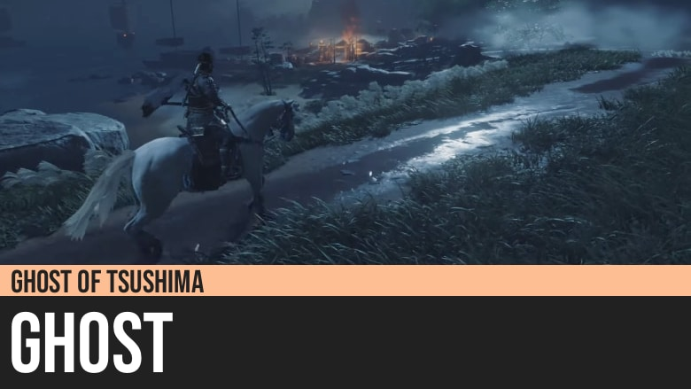 Ghost of Tsushima: Ghost