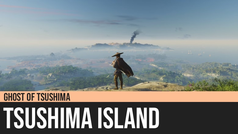 Ghost of Tsushima: Tsushima Island
