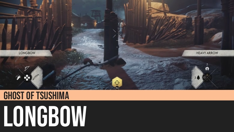 Ghost of Tsushima: Longbow