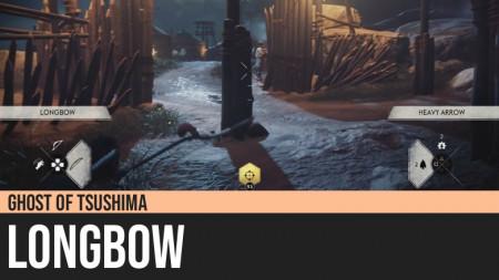 Ghost of Tsushima: Longbow