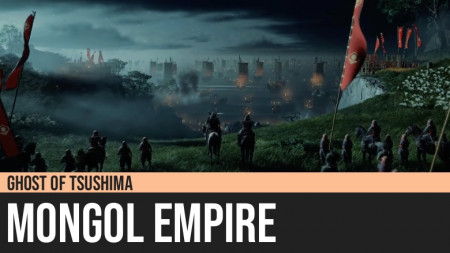 Ghost of Tsushima: Mongol Empire