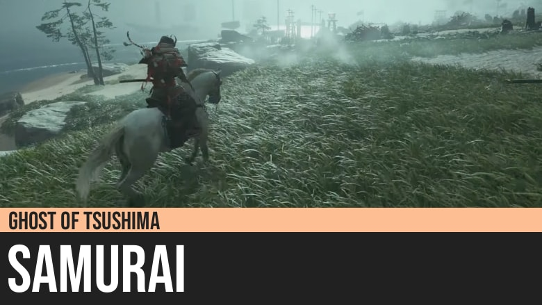 Ghost of Tsushima: Samurai