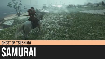 Ghost of Tsushima: Samurai