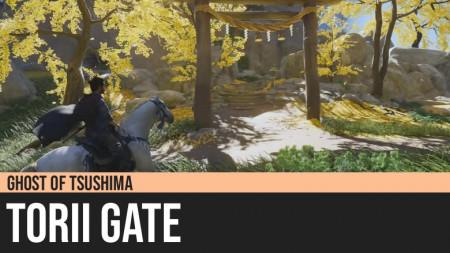 Ghost of Tsushima: Torii Gate