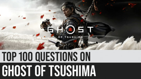 Top 100 Questions on Ghost of Tsushima