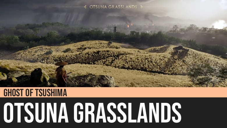 Ghost of Tsushima: Otsuna Grasslands
