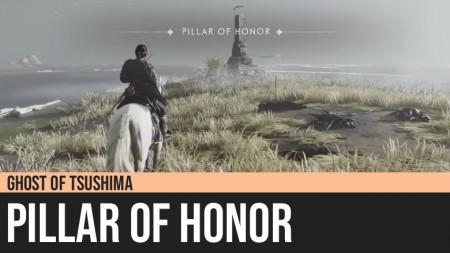 Ghost of Tsushima: Pillar of Honor