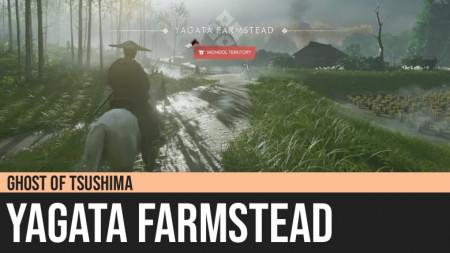 Ghost of Tsushima: Yagata Farmstead