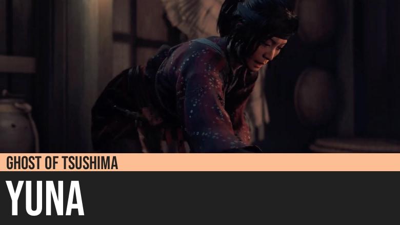 Ghost of Tsushima: Yuna