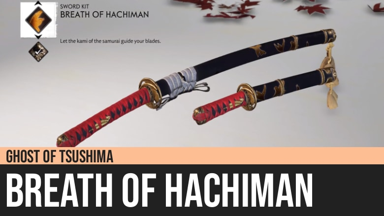 Ghost of Tsushima: Breath of Hachiman