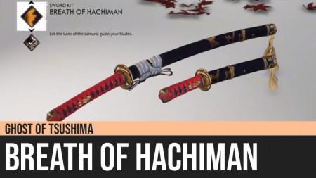 Ghost of Tsushima: Breath of Hachiman