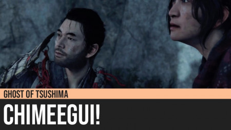 Ghost of Tsushima: Chimeegui!