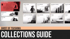 Ghost of Tsushima: Collections Guide