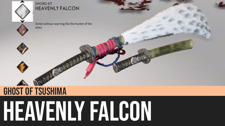 Ghost of Tsushima: Heavenly Falcon
