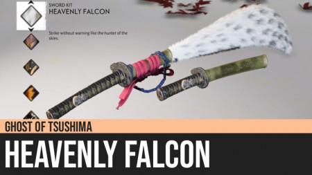 Ghost of Tsushima: Heavenly Falcon