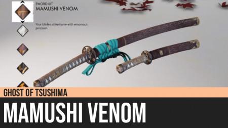 Ghost of Tsushima: Mamushi Venom