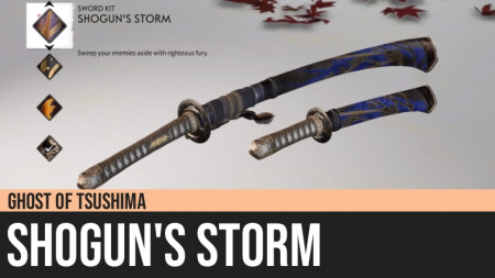 Ghost of Tsushima: Shogun's Storm