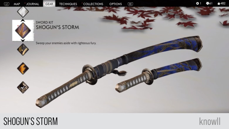 Ghost Of Tsushima Shogun S Storm