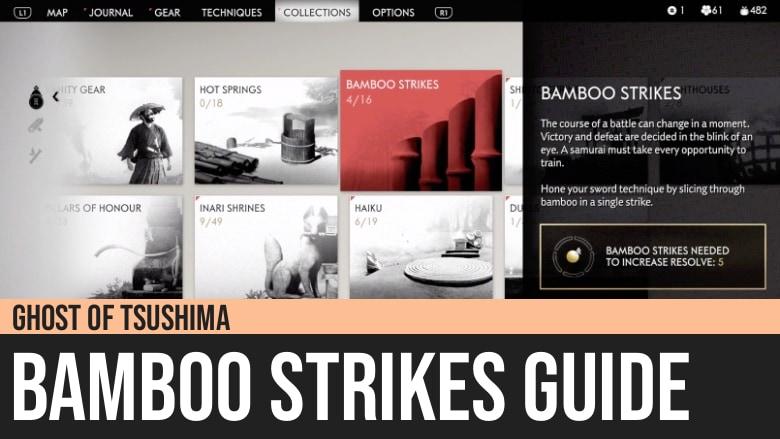 Ghost of Tsushima: Bamboo Strikes