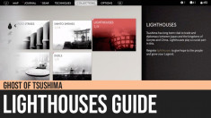 Ghost of Tsushima: Lighthouses