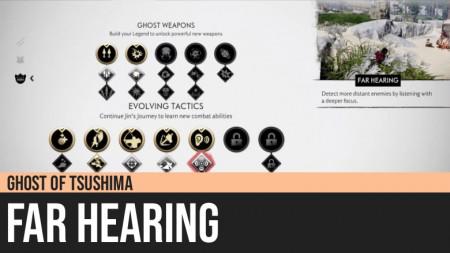 Ghost of Tsushima: Far Hearing