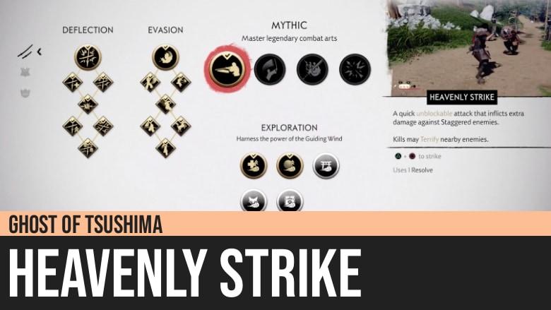 Ghost of Tsushima: Heavenly Strike