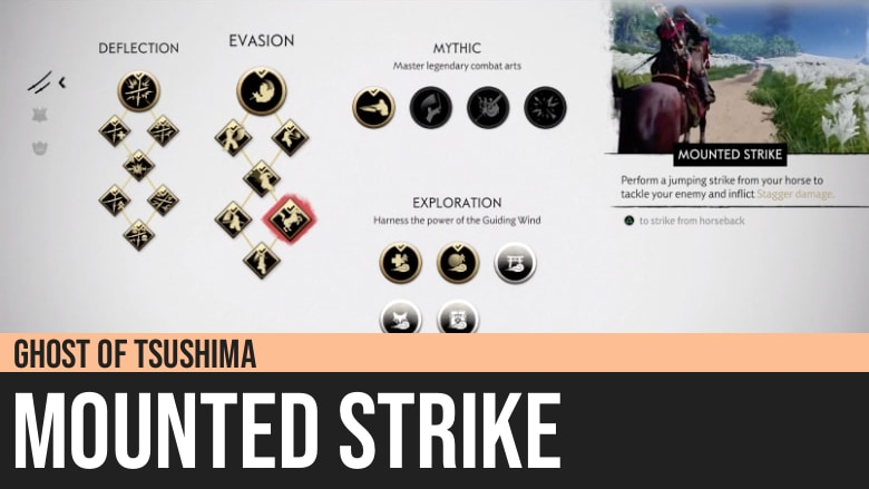 Ghost of Tsushima: Mounted Strike