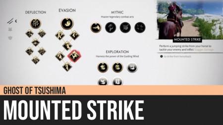 Ghost of Tsushima: Mounted Strike