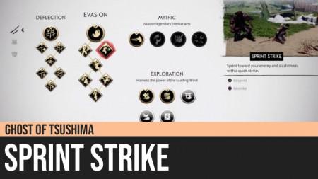 Ghost of Tsushima: Sprint Strike