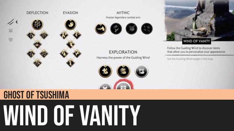 Ghost of Tsushima: Wind of Vanity
