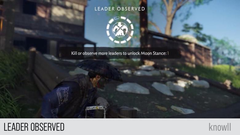 leader observed