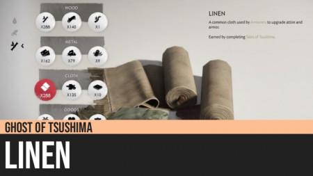 Ghost of Tsushima: Linen