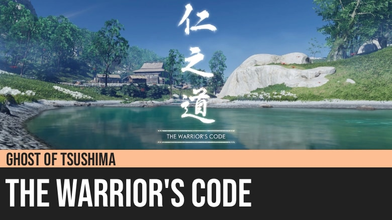 Ghost of Tsushima: The Warrior's Code