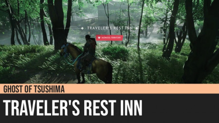 Ghost of Tsushima: Traveller's Rest Inn