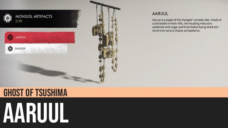 Ghost of Tsushima: Aaruul
