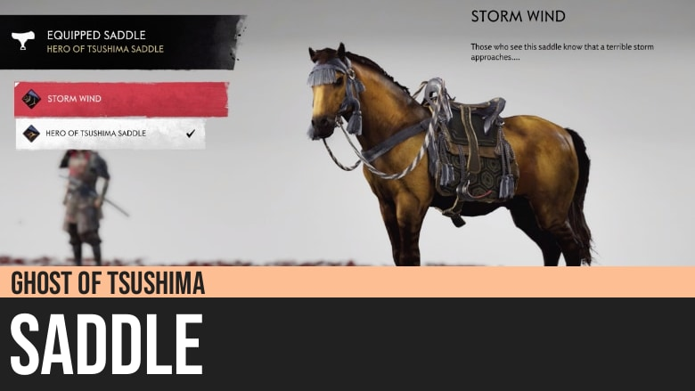 Ghost of Tsushima: Pampas Gale