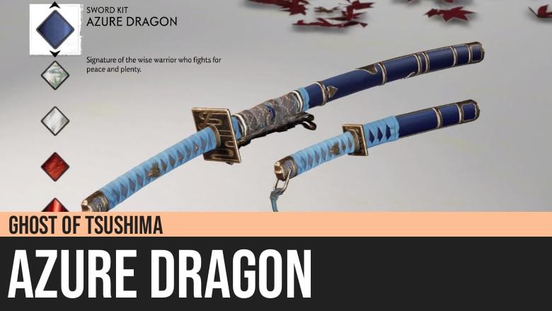 Ghost of Tsushima: Azure Dragon