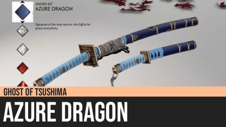 Ghost of Tsushima: Azure Dragon