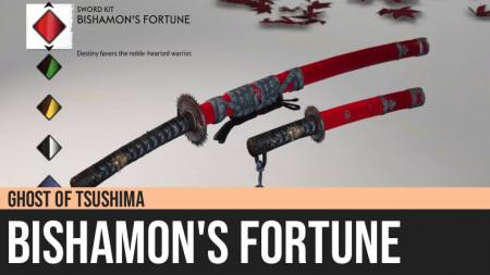 Ghost of Tsushima: Bishamon's Fortune